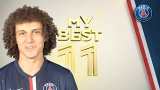 getlinkyoutube.com-MY DREAM TEAM by David Luiz