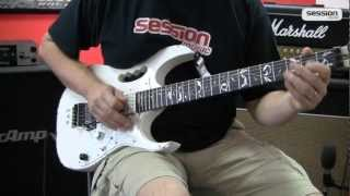 getlinkyoutube.com-Ibanez JEM EVO