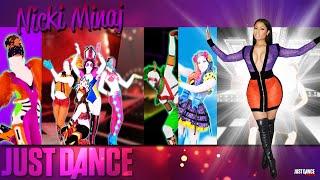 getlinkyoutube.com-Just Dance | Nicki Minaj | JD4 - JD2016 | History in Just Dance