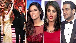 Bigg Boss 11 Contestants ANGRY Reactions On Shilpa Shinde WINNING Bigg Boss - Hina,Arshi,Vikas