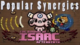 getlinkyoutube.com-The Binding of Isaac Afterbirth | Coin Shotgun | Popular Synergies!