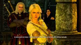 getlinkyoutube.com-The witcher 3 : Yen Ciri Geralt  Family Time