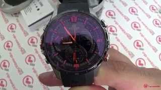 getlinkyoutube.com-Casio Edifice ERA-300B-1AVER