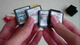 getlinkyoutube.com-How to Make a Nintendo DS Game Case from Lego
