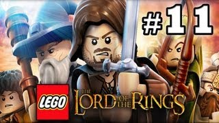 getlinkyoutube.com-LEGO Lord of The Rings : Episode 11 -  Dead Marshes (HD) (Gameplay)