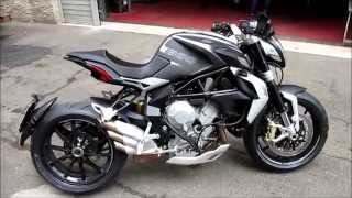 getlinkyoutube.com-MV Agusta Dragster 800 Start up and Sound