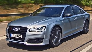 getlinkyoutube.com-► 2016 Audi S8 plus - 605 hp - footage