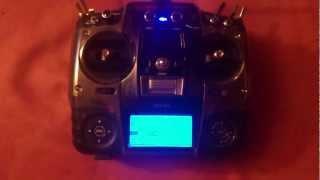 getlinkyoutube.com-Graupner mx-20 HoTT Sprachausgabe mit intern Lautsprecher