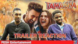 getlinkyoutube.com-Tamasha Trailer Reaction   PESH Entertainment