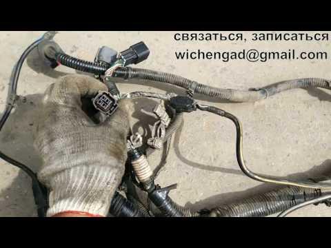 Проводка, коса, жгут проводов / Mazda CX-7