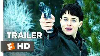 The Girl in the Spider's Web Trailer #1 (2018)   Movieclips Trailers