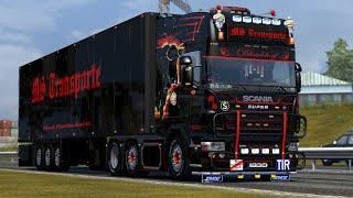 getlinkyoutube.com-Driving Scania R | Euro Truck Simulator 2 | Full Gameplay 2015