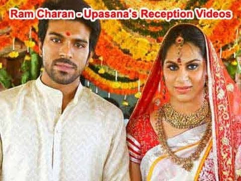 Ram Charan - Upasana - Wedding Reception - 01