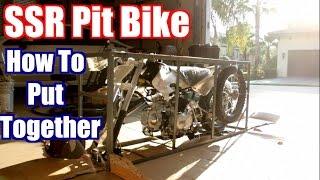 getlinkyoutube.com-How To Build SSR Pit Bike!