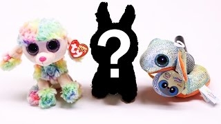 getlinkyoutube.com-Aurora Yoohoo vs. Ty Beanie Boos – Favorite new dolls from the 2017 collection and Comparison