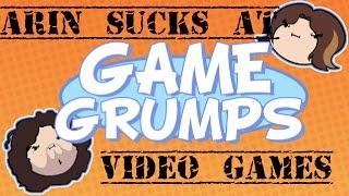 getlinkyoutube.com-Arin Sucks at Video Games Compilation - Game Grumps