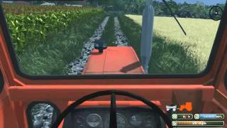 getlinkyoutube.com-Farming Simulator 2013 Romania