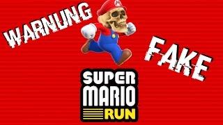 getlinkyoutube.com-Warnung - Super Mario Run hackt dein Handy & klaut deine Bank-Daten