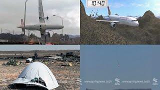 """getlinkyoutube.com-บันทึกโศกนาฏกรรม """"เครื่องบินตก 2015"""" - Springnews"""