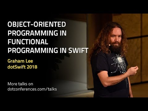 Object-Oriented Programming in Functional Programming in Swift