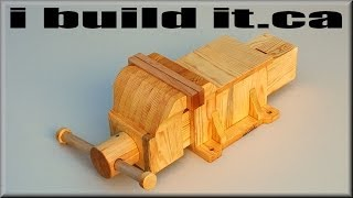 getlinkyoutube.com-Making A Wooden Vise