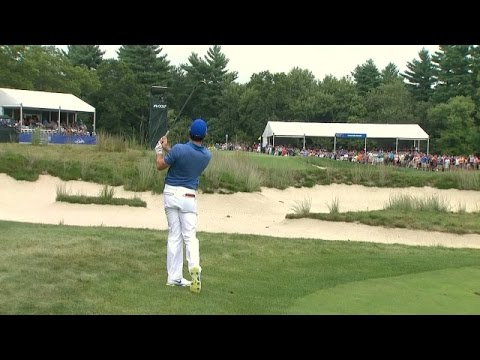 Rory McIlroy's aggressive approach to inches at Deutsche B