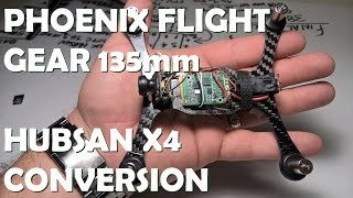 Phoenix Flight Gear 135mm - Hubsan X4 Conversion