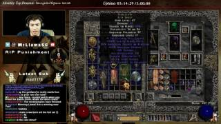 getlinkyoutube.com-Diablo 2 - How to build your own Sorceress from Scratch! - MF Wrap up