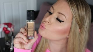 getlinkyoutube.com-DIOR STAR Foundation Review