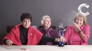 Grandmas Smoking Weed for the First Time (Extended Cut)