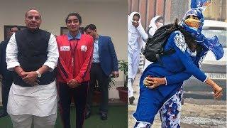 Kashmir Girl, once a stone pelter, now heads J&K women football team