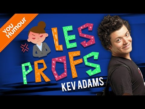 Kev'Adams VS. les profs !
