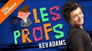 KEV ADAMS - Les profs width=