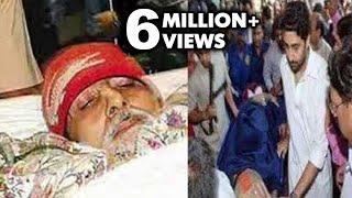 getlinkyoutube.com-Amitabh Bachchan Death Rumour | Abhishek Bachchan Carrying Dead Body Photos Go Viral | Aishwarya Rai