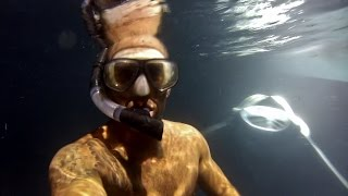 getlinkyoutube.com-Crazy Selfie with Big Manta Ray - Epic GoPro Video