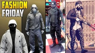 getlinkyoutube.com-GTA 5 Online FASHION FRIDAY! (Winter Outfits, Scooby-Doo Gang & Much More)