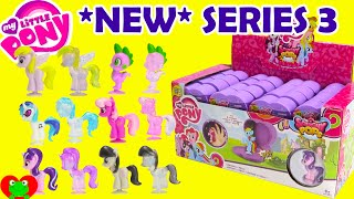getlinkyoutube.com-NEW My Little Pony Squishy Pops Series 3