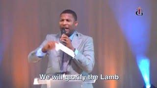 getlinkyoutube.com-Manifester la Gloire: Aimez-vous les uns les autres (CR) - Gregory Toussaint  Tabernacle de Gloire