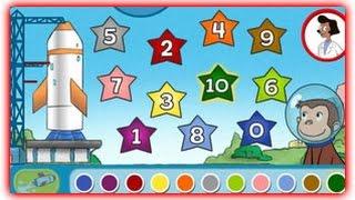 getlinkyoutube.com-Curious George Busyday Rocket - Curious George Games - PBS KIDS