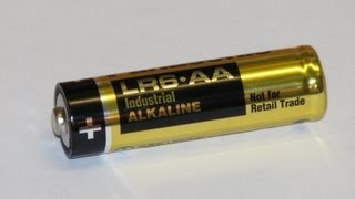 getlinkyoutube.com-Recharge Your Alkaline Batteries