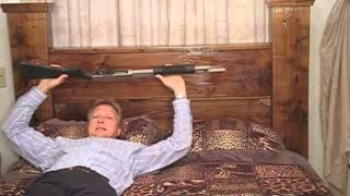 getlinkyoutube.com-Gun Bed in action!