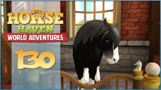 getlinkyoutube.com-Dreams of Wintery White Shires!! • Horse Haven - Episode #130