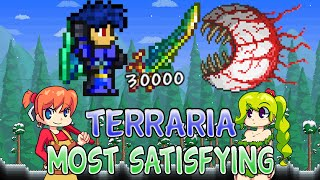 getlinkyoutube.com-Top 10 Most Satisfying Things To Happen In Terraria 1.2.4 Ios/Android 2016