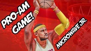 getlinkyoutube.com-NBA 2K16 Pro-AM - Clutch City? Total Team Effort