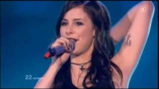 getlinkyoutube.com-Lena - Satellite (Eurovision Song Contest 2010 Winner) - Germany