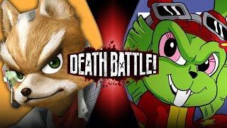 Fox VS Bucky O'Hare | DEATH BATTLE! | ScrewAttack!