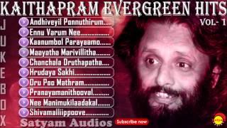 getlinkyoutube.com-Kaithapram | Evergreen Malayalam Hits Vol - 1