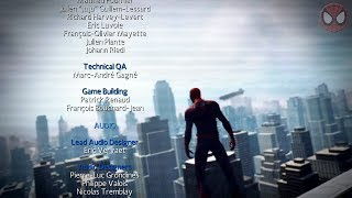 The Amazing Spider-Man ● End Credits [1080p]