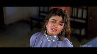 ehsas nahi tujhko main pyar karu kitna sad song Dilwale  Ajay Devgn   Sunil Shetty   Raveena Tandon