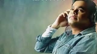 A R RAHMAN உருக்கமான காதல் பாடல் Melting melody of a r rehman - whatsapp status tamil video status